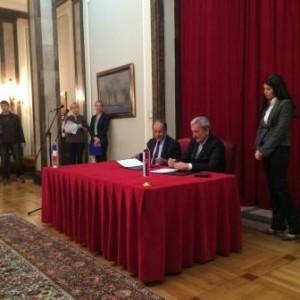 Le Notariat Serbe en marche grâce au Notariat Français