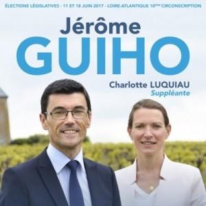 LE CLIP DE CAMPAGNE DE JEROME GUIHO
