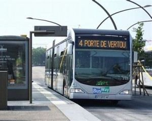 Prolongation du Busway à VERTOU