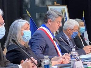 Rodolphe AMAILLAND réélu Maire de VERTOU